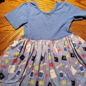 Back to school dress